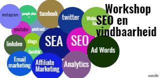 Workshop SEO en vindbaarheid